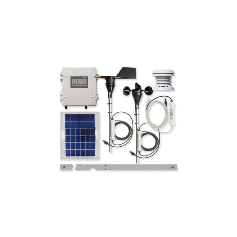 HOBO U30-NRC WS Starter System w/5W Pnl