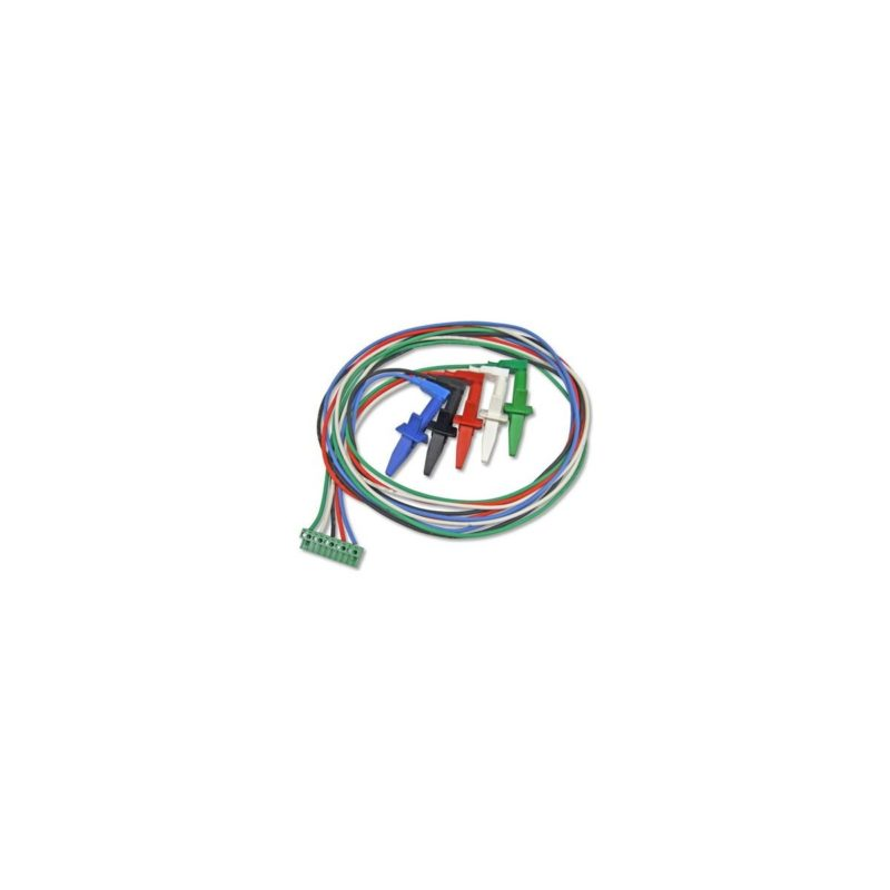 voltage input lead set for use w/ WNB